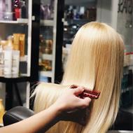 Услуги по уходу за волосами