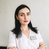 Бондарь Анастасия в салоне красоты Николаева Body&Soul