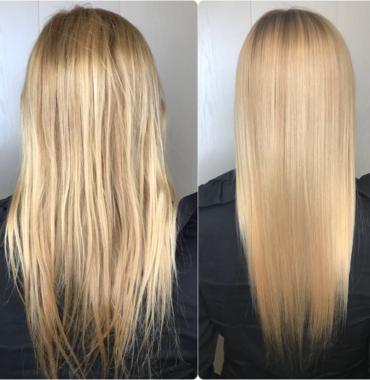 Профессиональный уход для волос в салоне красоты Николаева Body&Soul